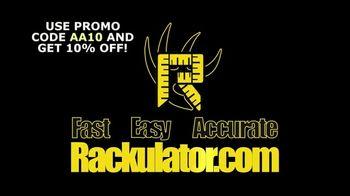 Rackulator TV Spot, 'What's It Score?' - Thumbnail 5