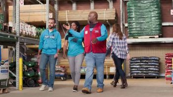 Lowe's TV Spot, 'NFL: Team Pride' - 43 commercial airings