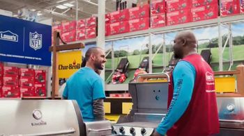 Lowe's TV Spot, 'NFL: Team Pride' - Thumbnail 8