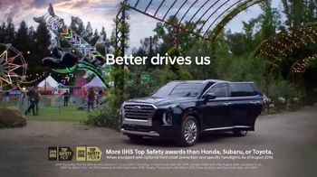 2020 Hyundai Palisade TV Spot, 'Like Family' [T1] - Thumbnail 7