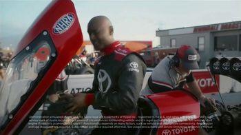 Toyota RAV4 Hybrid TV Spot, 'Fanatics' Featuring Antron Brown [T1] - Thumbnail 4