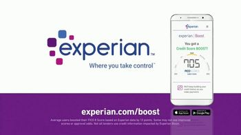 Experian Boost TV Spot, 'Testimonial: I Raised My Score by 21 Points, Instantly' - Thumbnail 6