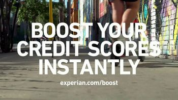 Experian Boost TV Spot, 'Testimonial: I Raised My Score by 21 Points, Instantly'
