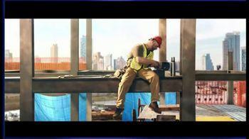 DoorDash TV Spot, \'Construction Worker\'
