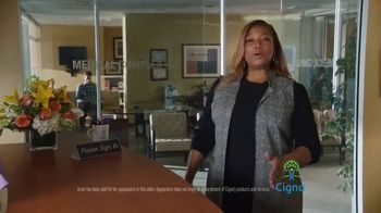 Cigna TV Spot, 'Stress Plan' Featuring Queen Latifah