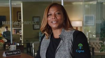 Cigna TV Spot, \'Stress Plan\' Featuring Queen Latifah