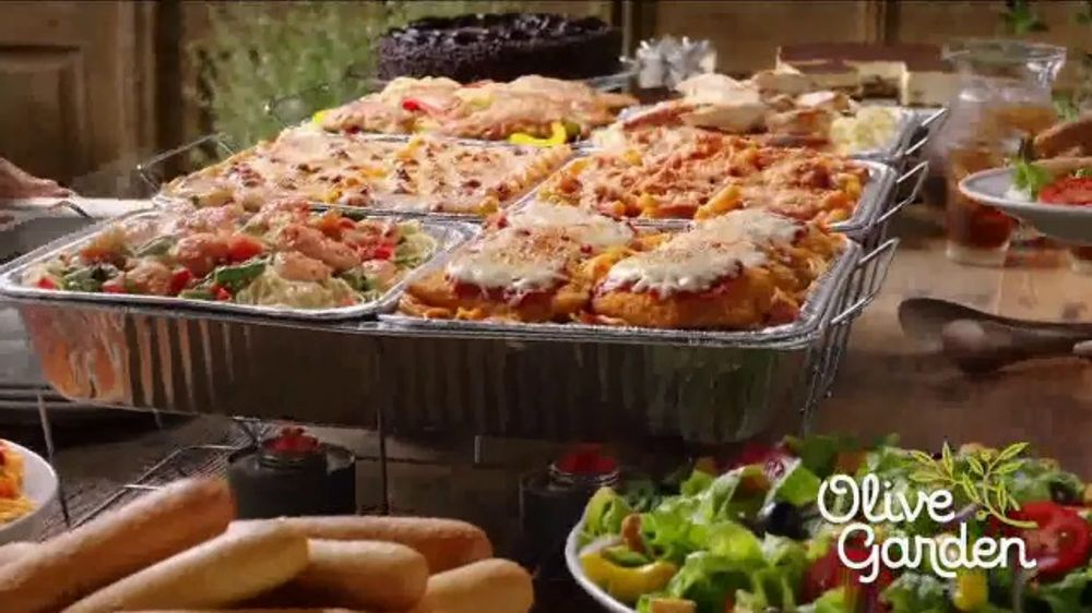 Olive Garden Catering Tv Commercial Brought To You Ispot Tv