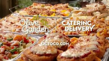 Olive Garden Catering TV Spot, 'Brought to You' - Thumbnail 9