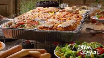 Olive Garden Catering TV Spot, 'Brought to You'