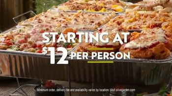 Olive Garden Catering TV Spot, 'Brought to You' - Thumbnail 7