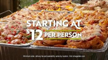 Olive Garden Catering TV Spot, 'Brought to You' - Thumbnail 8