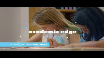 Kumon TV Spot, 'Academic Edge'