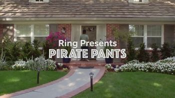 Ring Video Doorbell 2 TV Spot, 'Pirate Pants' - 1383 commercial airings