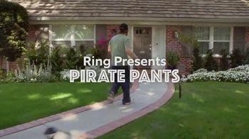Ring Video Doorbell 2 TV Spot, 'Pirate Pants' - Thumbnail 1