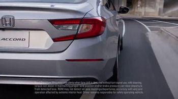 2019 Honda Accord TV Spot, 'Follow Your Own Path' [T2] - Thumbnail 3