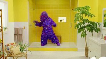 Kaboom With OxiClean Shower, Tub & Tile Cleaner TV Spot, '10 Seconds' - Thumbnail 2