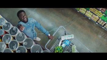 Chase Freedom Unlimited Card TV Spot, 'Grocery Store: $200 Bonus' Featuring Kevin Hart - 19 commercial airings