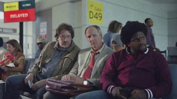 McDonald's Spicy BBQ Chicken TV Spot, 'Airport Delay' - Thumbnail 6