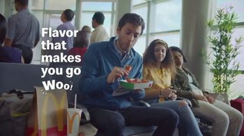 McDonald's Spicy BBQ Chicken TV Spot, 'Airport Delay' - Thumbnail 8