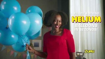 Zuru Bunch O Balloons Party TV Spot, 'Make Helium Balloons Super-Fast'
