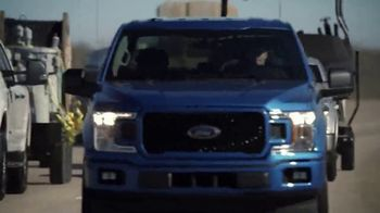 Ford Truck Month TV Spot, 'Okay People' Song by The Score [T2] - 192 commercial airings