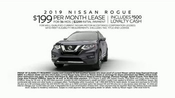 2019 Nissan Rogue TV Spot, 'All Around Protection' [T2] - Thumbnail 7