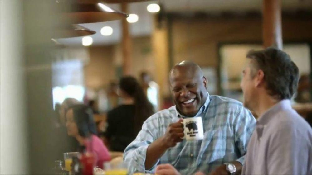 Black Bear Diner TV Commercial, 'Feels Like Home: Sirloin Steak'