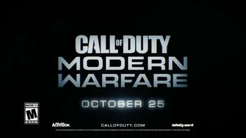 Call of Duty: Modern Warfare TV Spot, \'Free Beta\' Song by Metallica