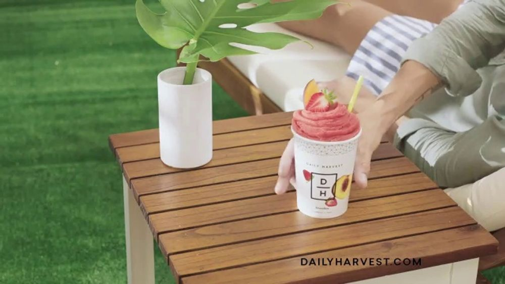 Daily Harvest TV Commercial, 'Ready'