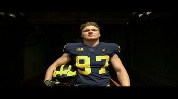 Big Ten Conference TV Spot, 'Faces of the Big Ten: Aidan Hutchinson' - Thumbnail 7