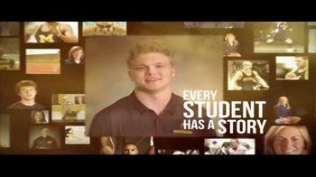Big Ten Conference TV Spot, 'Faces of the Big Ten: Aidan Hutchinson' - Thumbnail 1