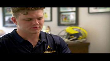 Big Ten Conference TV Spot, 'Faces of the Big Ten: Aidan Hutchinson' - Thumbnail 3