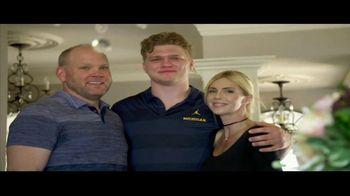 Big Ten Conference TV Spot, 'Faces of the Big Ten: Aidan Hutchinson'