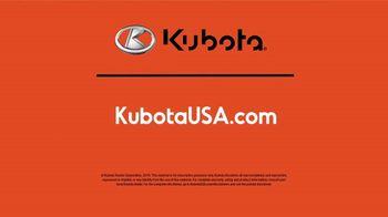 Kubota BX1880 TV Spot, 'Different Kind of Work Week' - Thumbnail 10