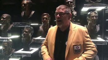 Pro Football Hall of Fame TV Spot, 'The Most Inspiring Place on Earth'
