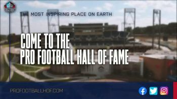 Pro Football Hall of Fame TV Spot, 'The Most Inspiring Place on Earth' - Thumbnail 1