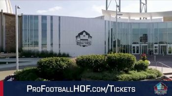 Pro Football Hall of Fame TV Spot, 'The Most Inspiring Place on Earth' - Thumbnail 8
