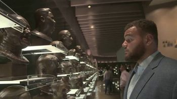 Pro Football Hall of Fame TV Spot, 'The Most Inspiring Place on Earth' - Thumbnail 3