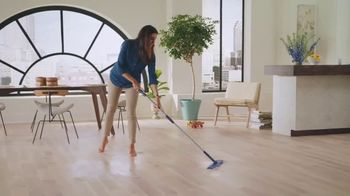 Bona Quick Clean TV Spot, 'Quicker'