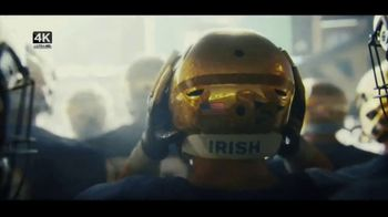 XFINITY TV Spot, 'NBC: Notre Dame Football' - Thumbnail 1