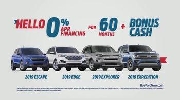 Ford TV Spot, 'Hello Summer Savings: 2019 SUVs' [T2] - Thumbnail 7