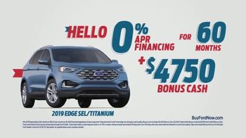Ford TV Spot, 'Hello Summer Savings: 2019 SUVs' [T2] - Thumbnail 8