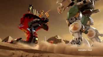LEGO Ninjago TV Spot, 'Discover the Secrets' - Thumbnail 3