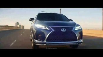 2020 Lexus RX TV Spot, 'Maximalist' [Spanish] [T1] - Thumbnail 1