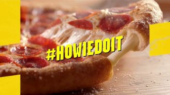 Hungry Howie's Crustomer Appreciation Special TV Spot, 'Results' Song by Montell Jordan - Thumbnail 5