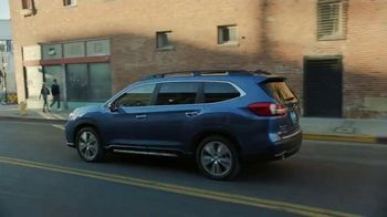 2019 Subaru Ascent TV Spot, 'A Big Day Out' [T1] - Thumbnail 4