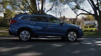 2019 Subaru Ascent TV Spot, 'A Big Day Out' [T1] - Thumbnail 6