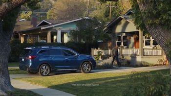 2019 Subaru Ascent TV Spot, 'A Big Day Out' [T1] - Thumbnail 9