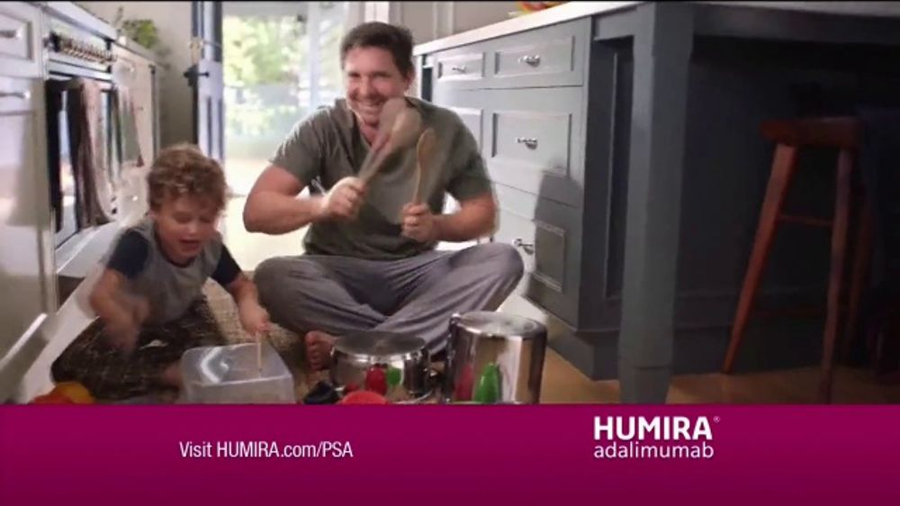 HUMIRA TV Commercial, 'Body of Proof: Drums'