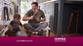 HUMIRA TV Spot, \'Body of Proof: Drums\'